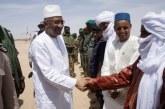 MALI. :  Le Premier ministre Soumeylou Maïga dans une tempête de sable