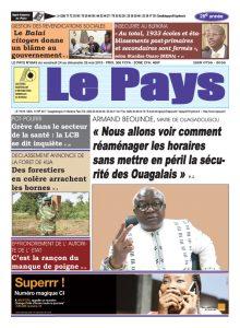 Le Journal du 24/05/2019