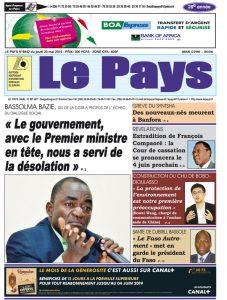 Le Journal du 23/05/2019