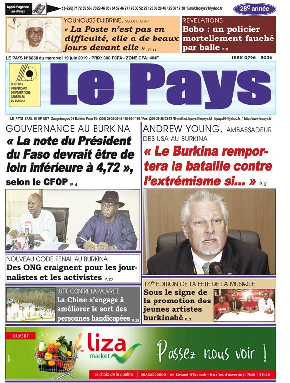 Le Journal du19/06/2019