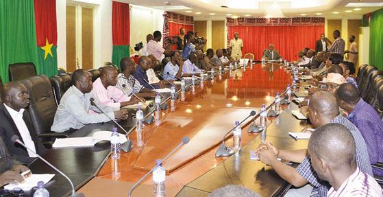 1er mai au Burkina: les syndicats déplorent l'absence de rencontres avec le gouvernement