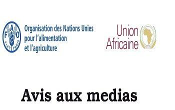Photo of Avis aux médias : La Commission de l'Union Africaine et l'Organisation des Nations Unies pour l'alimentation et l'agriculture (FAO) organisent un événement symbolique en vue du retrait de la houe portative au musée