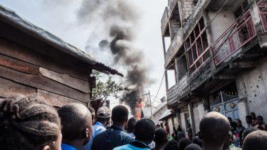 Photo of CRASH D'AVION EN RDC