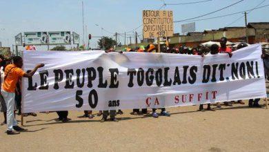Photo of ECHEC DU DIALOGUE POLITIQUE AU TOGO