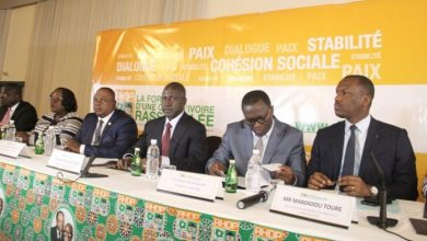 Photo of MEETING DU RHDP A YAMOUSSOUKRO