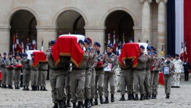 Photo of SOLDATS FRANÇAIS TUES AU MALI