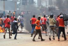 Photo of REPRISE DES MANIFS DE L'OPPOSITION CONTRE UN 3EME MANDAT DE CONDE:La Guinée se dirige-t-elle vers le précipice ?