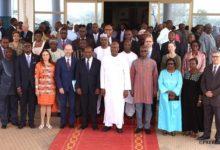 Photo of CRISE SECURITAIRE AU BURKINA:Le corps diplomatique exprime son soutien au président du Faso