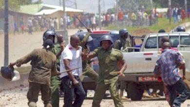 Photo of REPRESSION DE MANIF EN GUINEE:Petit à petit, Condé dresse le bûcher contre son pays