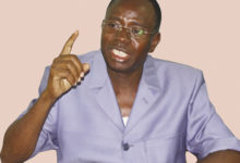Photo of CLEMENT P. SAWADOGO, coordonnateur de l'APMP