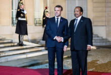 Photo of SORTIE DE MACRON SUR LE CAMEROUN