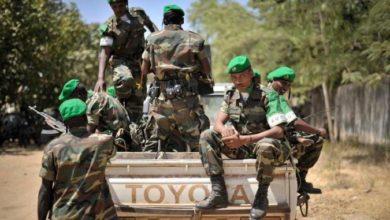 Photo of FORCE AFRICAINE DE 3000 HOMMES AU SAHEL