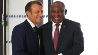 Photo of APPEL DU PRESIDENT FRANÇAIS POUR UN SOUTIEN A L'AFRIQUE CONTRE LE COVID-19