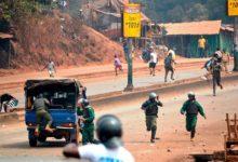 Photo of VIOLENCES MEURTRIERES PRE ET POST ELECTORALES EN GUINEE
