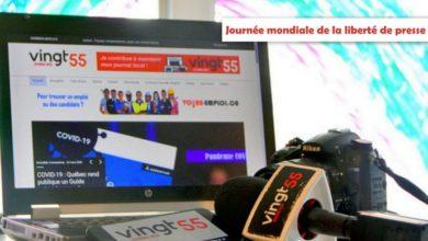 Photo of LIBERTE DE LA PRESSE ET COVID-19