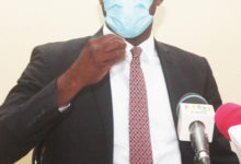 Photo of Pr ABDOULAYE SOMA, COORDONNATEUR DE L'ONA