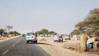 Photo of LIBERATION D'HUMANITAIRES AU NIGER