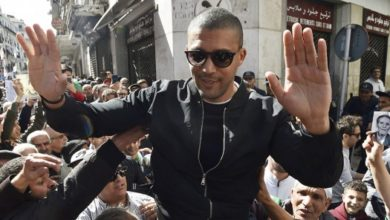 Photo of CONDAMNATION DU JOURNALISTE KHALED EN ALGERIE
