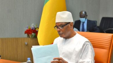 Photo of REPRISE DE MANIFS AU MALI