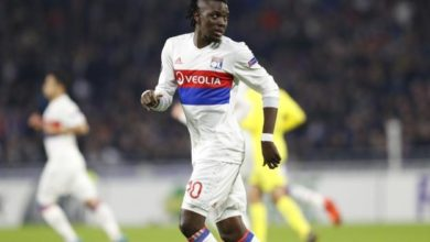 Photo of BERTRAND TRAORE A PROPOS DE SA SITUATION A LYON
