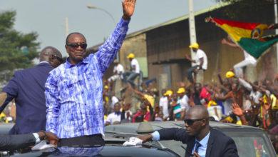 Photo of TROISIEME MANDAT DU PRESIDENT GUINEEN