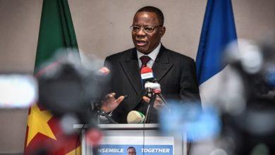 Photo of MANIF CONTRE PAUL BIYA AU CAMEROUN