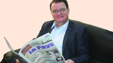 Photo of CHRISTOPHE BOISBOUVIER, JOURNALISTE A RFI