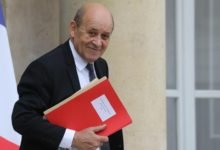 Photo of TOURNEE SAHELIENNE DE LE DRIAN
