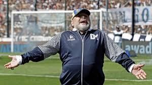 Photo of Disparition de Diego Armando Maradona