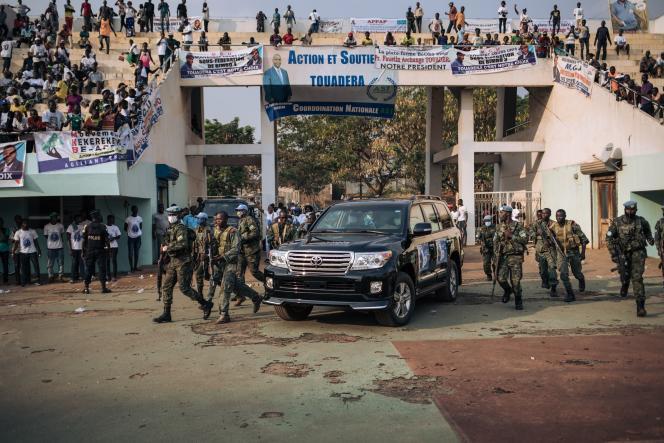 La présidentielle maintenue ce dimanche malgré les combats — Centrafrique