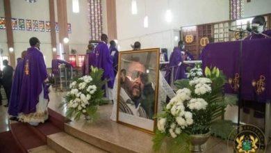 Photo of OBSEQUES DE L'EX-PRESIDENT JOHN RAWLINGS: Des funérailles qui devraient faire réfléchir les dictateurs