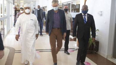 Photo of LE SGA AUX OPERATION DE PAIX DE L'ONU AU MALI: Bamako vaut bien une visite