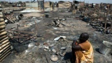 Photo of MASSACRES INTERCOMMUNAUTAIRS AU DARFOUR: Il faut s'attaquer à la racine du mal