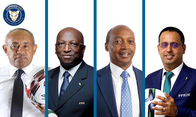 Ahmad Ahmad reprend ses fonctions de président — CAF