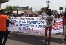 Photo of FRONT DE L'OPPOSITION CONTRE LE POUVOIR AU BENIN:  Il en faut plus pour faire plier Talon
