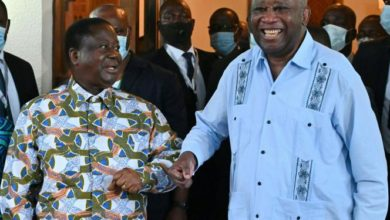 Photo of RENCONTRE GBAGBO-BEDIE