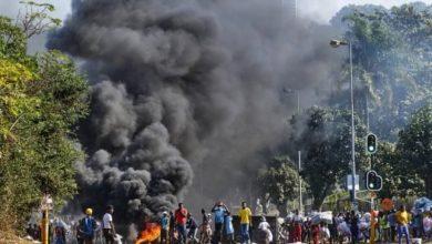Photo of VIOLENCES MEURTRIERES EN AFRIQUE DU SUD