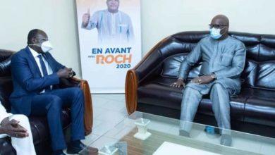 Photo of REPRISE ANNONCEE DU DIALOGUE POLITIQUE AU BURKINA