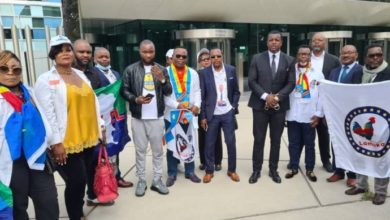 Photo of REPRESSION D'UNE MANIF DE L'OPPOSITION EN RDC