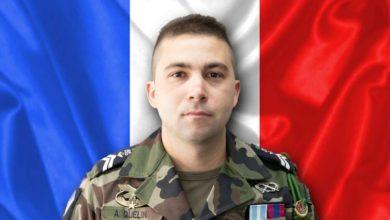 Photo of MORT D'UN SOLDAT FRANÇAIS AU MALI